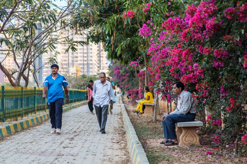 A higher share of older Indian women physically active than men: Study. Photo: Jedraszak / iStock