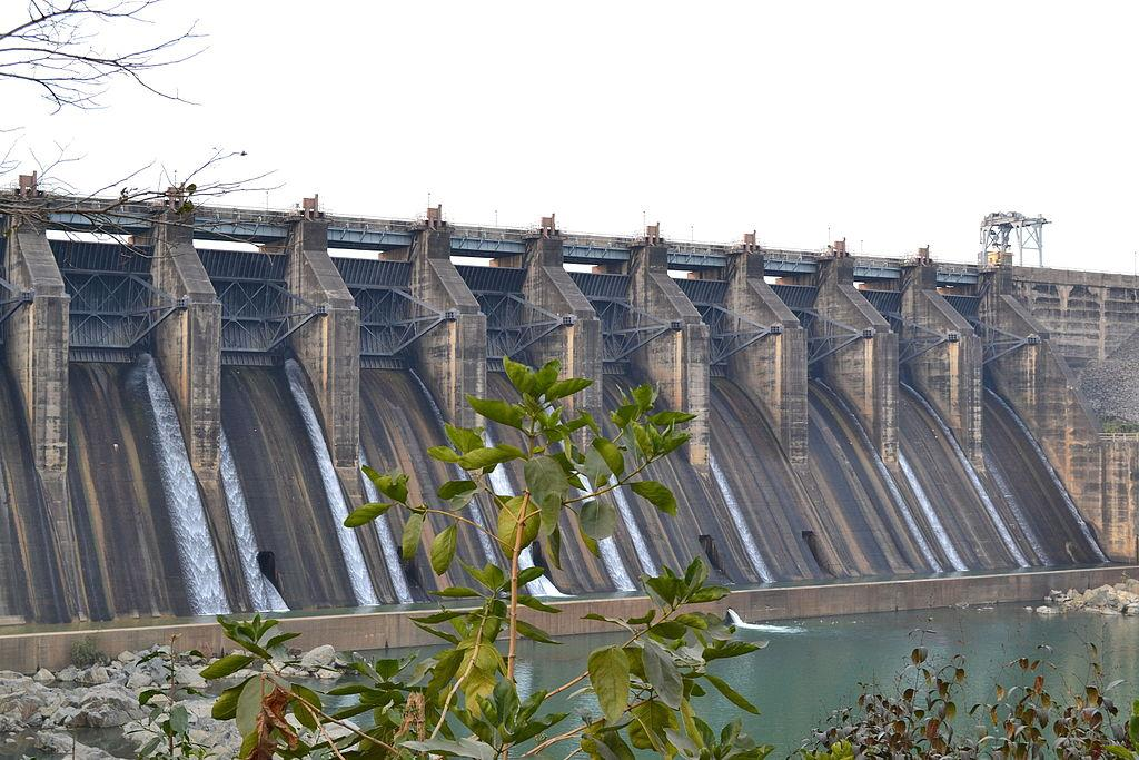 Live storage in reservoirs 31% of total capacity. Photo: Jaiprakashsingh / Wikimedia Commons