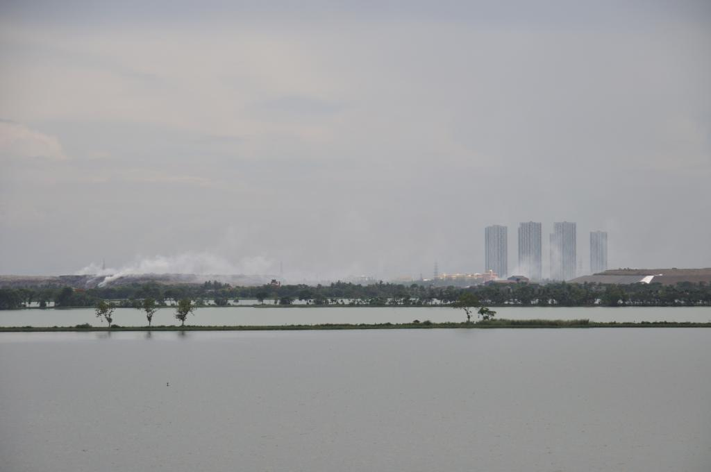 Rising air pollution in West Bengal no longer a Kolkata syndrome. Photo: Wikimedia Commons