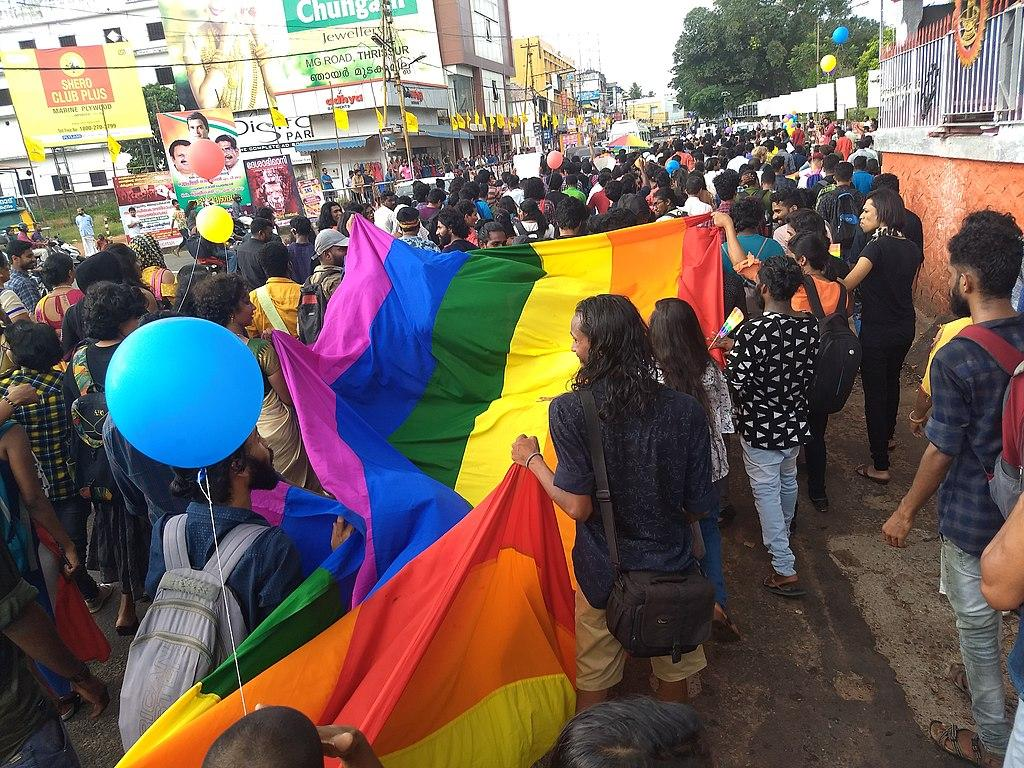 Pride month and the pandemic. Photo: Ambadyanands / Wikimedia Commons