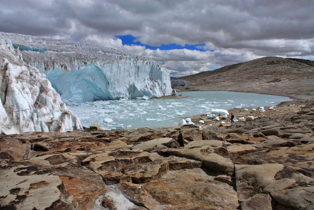 पिछले 38 सालों में उष्णकटिबंधीय क्षेत्रों के ग्लेशियरों की 93 फीसदी बर्फ हुई गायब