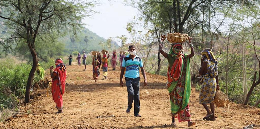 Rural Unemployment was widespread during the second wave. while in april, spread of the pandemic was not severe enough to dampen the demand for mgnrega works, the situation changed drastically by May