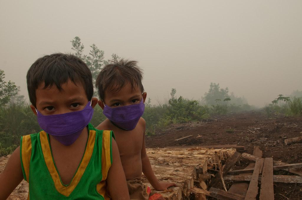 Our children are at risk of air pollution. Now is the time to act. Photo: Flickr