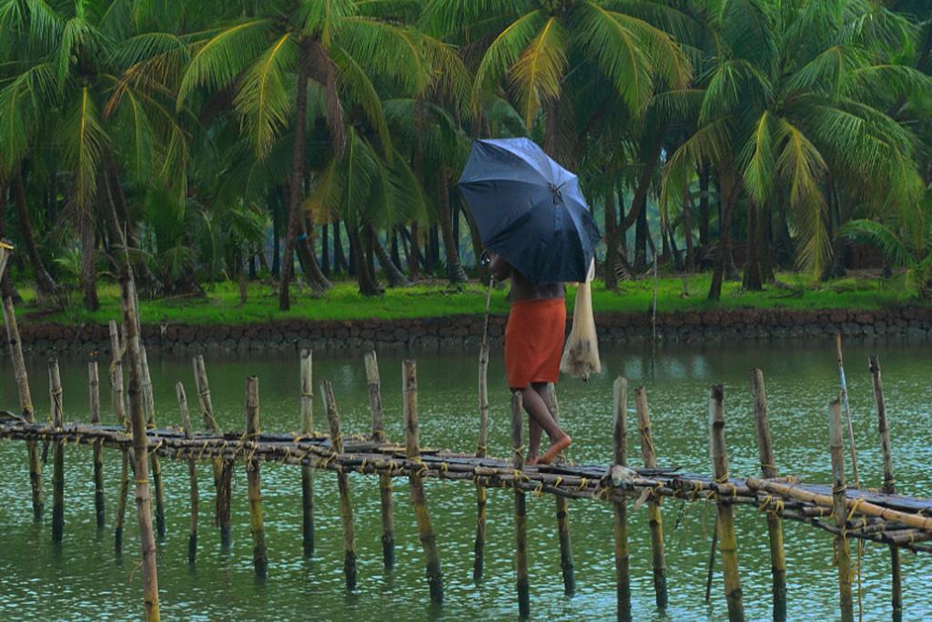 पूर्वोत्तर के कुछ हिस्सों सहित दक्षिण भारत के इन राज्यों में आज बरसेगा पानी