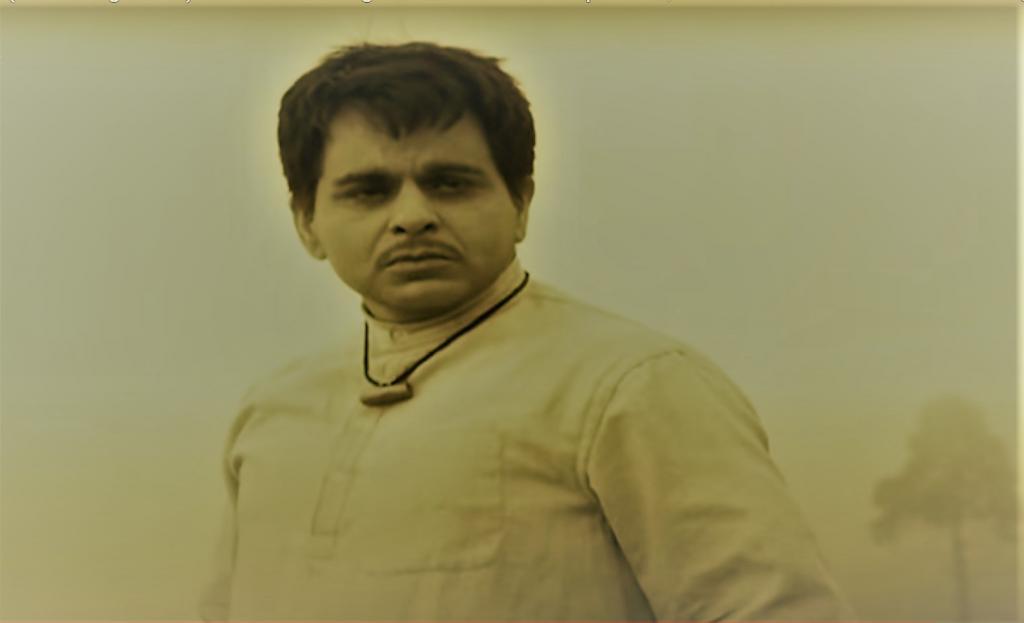 Dilip Kumar in Sagina Mahto