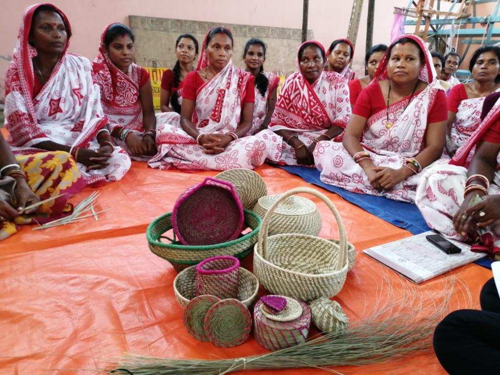 Overall, the organisation sells sabai grass goods worth Rs 3 crores every year.