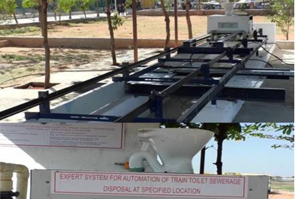 भारतीय वैज्ञानिक ने रेलगाड़ियों के शौचालय के लिए बनाई स्वचालित सीवरेज निपटाने की तकनीक
