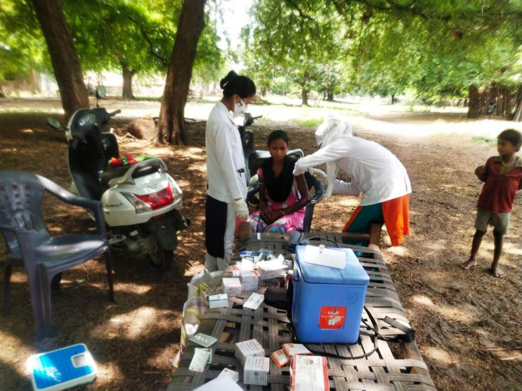 Hostile terrain, hesitancy, Maoists: Bastar has its own COVID-19 vaccination challenges. Photo: By special arrangement