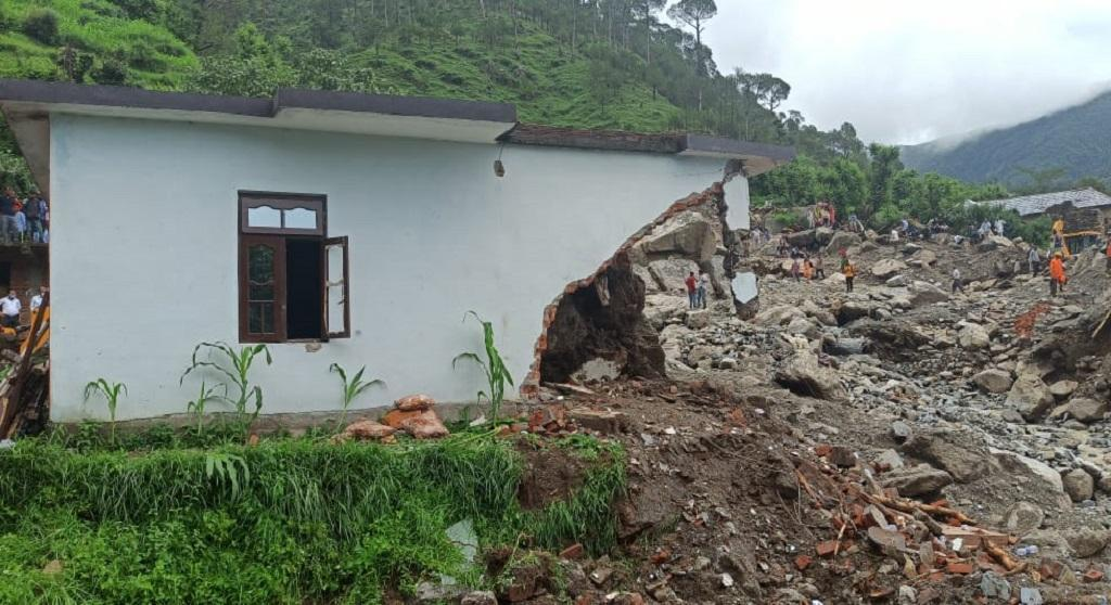 Climate change likely behind frequent cloudbursts in Himalayan states, say experts. Photo: Rohit Parashar