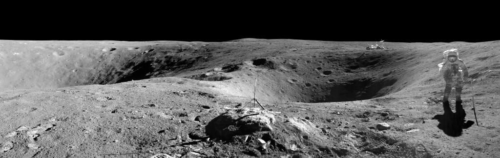 Moon lacked a magnetic field for nearly all its history – new research resolves mystery sparked by rocks brought back onApollo