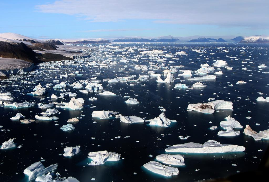 Humans have caused 100% of global warning, says new IPCC report. Photo: Wikimedia Commons