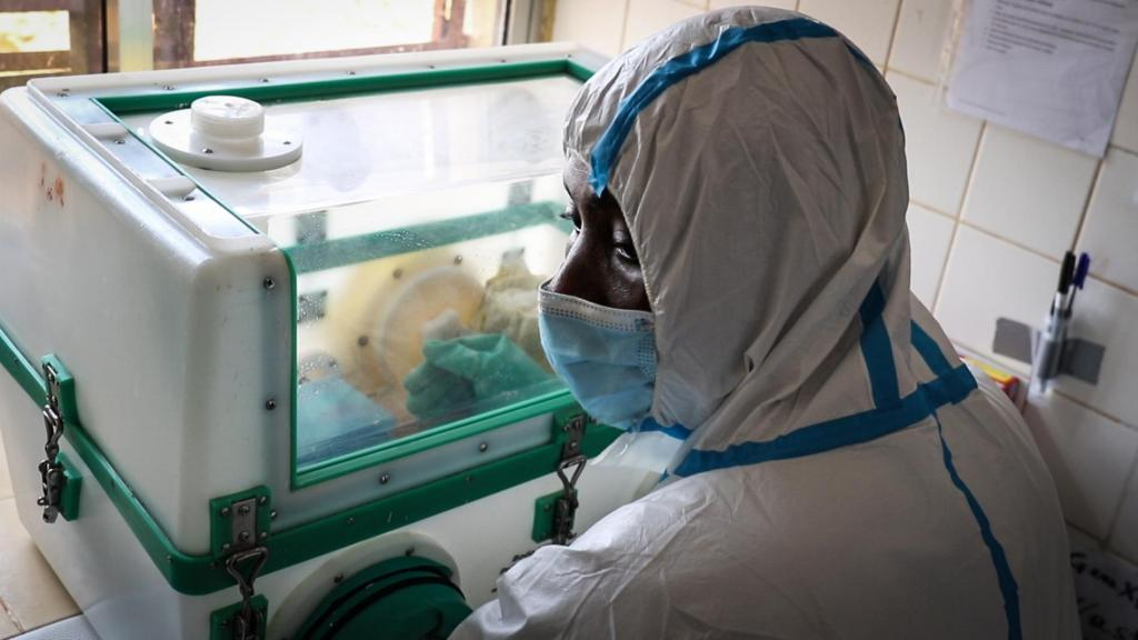 Cote d'lvoire declares first Ebola outbreak in 26 years; 3rd African country to do so in 2021. Photo: WHO