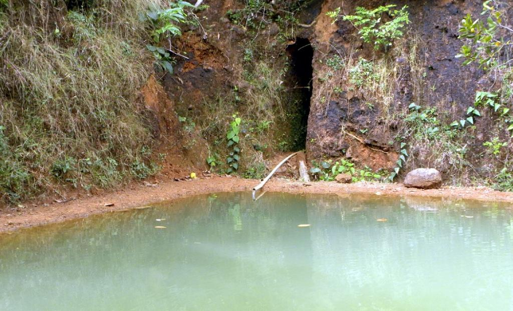 A surangam in Kerala. Photo: V Govindankutty