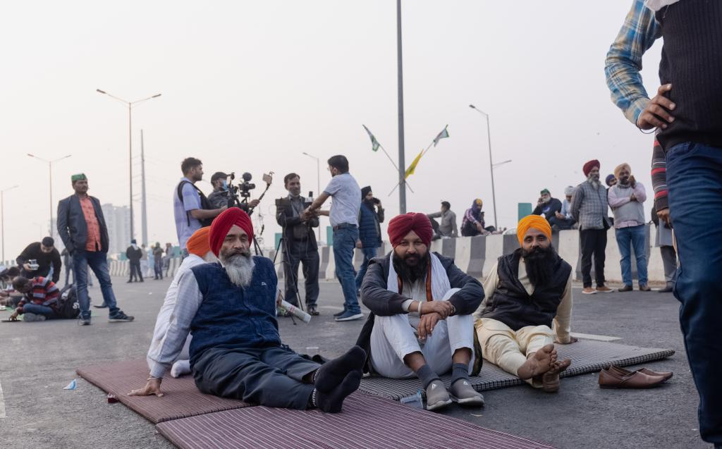 Farmers' protests in India increased 38 per cent in 2020. Photo: iStock
