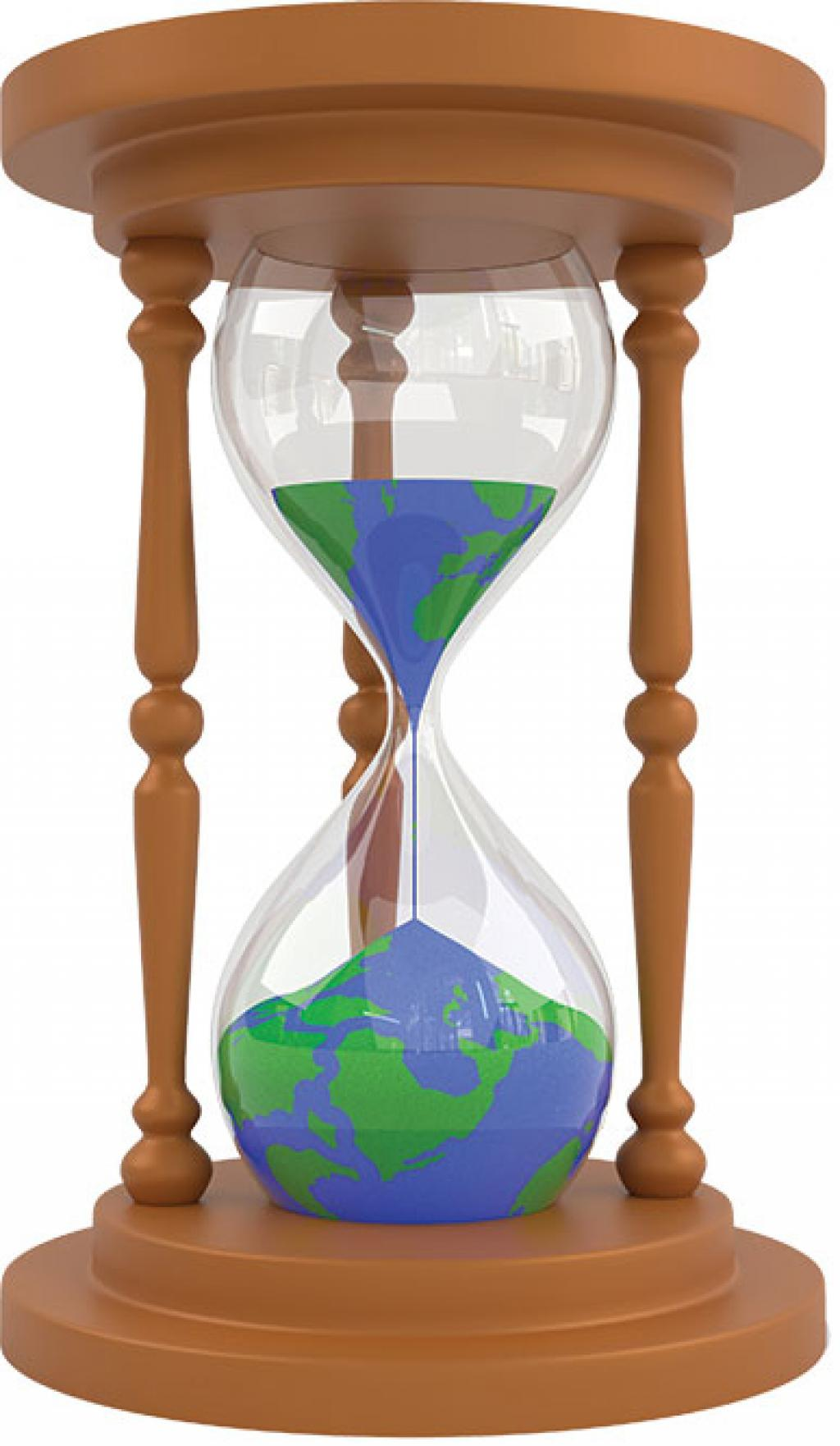 Fossil fuels: Borrowed time