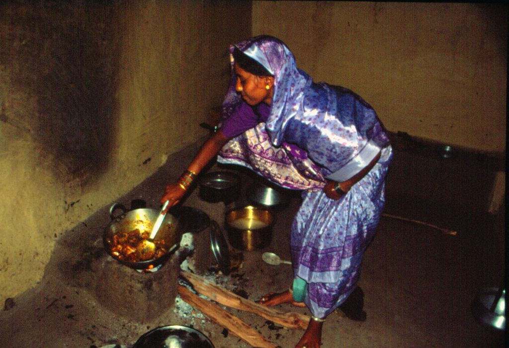 Women who used firewood believed the cooking fuel supported their well-being in several ways, according to the study.