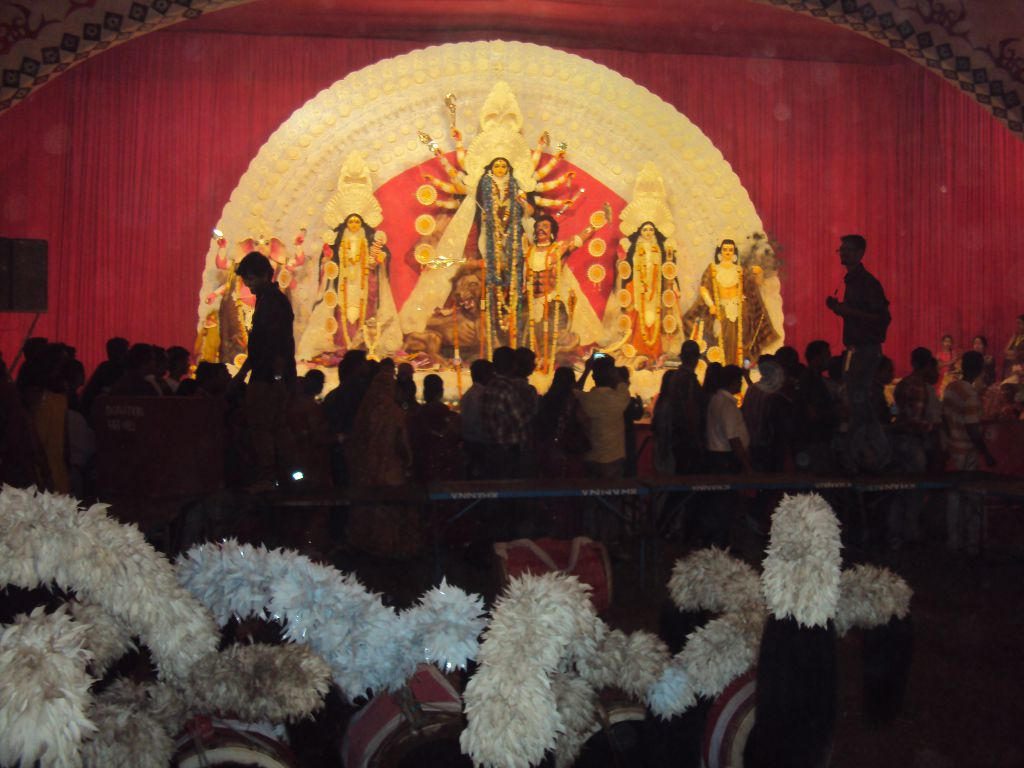 Durga Puja has sparked fears of massive surge in COVID-19 cases in West Bengal.