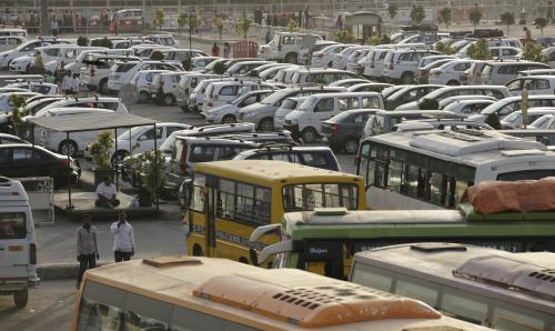 Need parking policy to entitle every citizen to dignified life, says Supreme Court