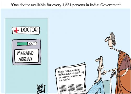 India's health not my worry