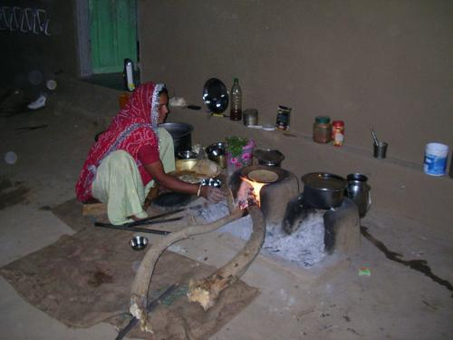 Energy requirements of women extend beyond cooking fuel