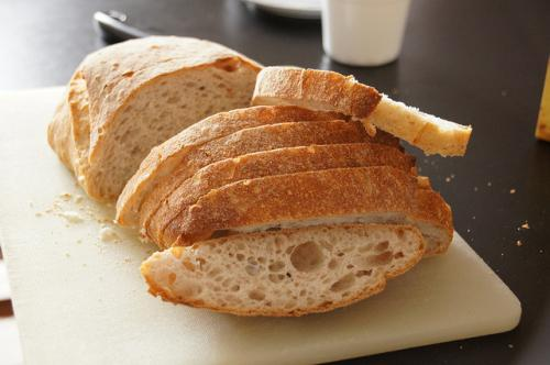 Potassium iodate, when used in bread and bakery products, may lead to higher intake of iodine which can potentially affect the functioning of the thyroid gland