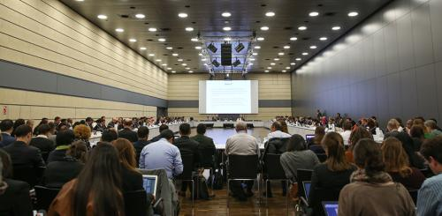 The agenda of the Bonn session was