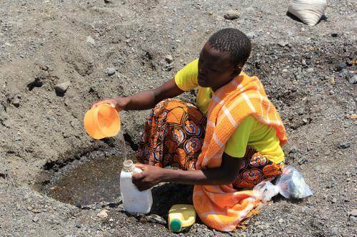 In Africa, burden of water labour still lies on women