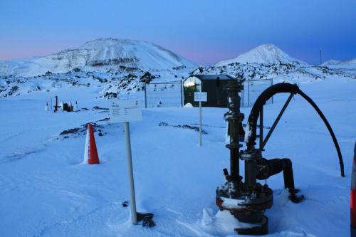 New technology offers hope for storing carbon dioxide underground