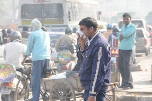 Air pollution to claim 6 to 9 million lives by 2060: OECD