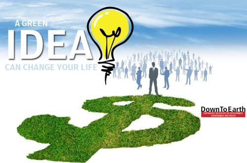 A green idea can change your life