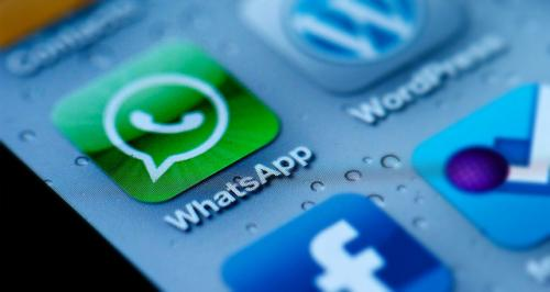 Whatsapp introduced 256-bit end-to-end encryption on April 5 this year (Credit: Sam Azgor/Flickr)