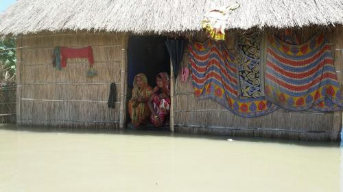 Heavy rain causes flood in Assam; over 150,000 people affected