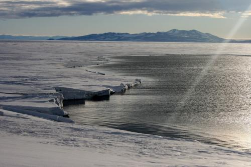 Cold and calculating: what the two different types of ice do to sea levels