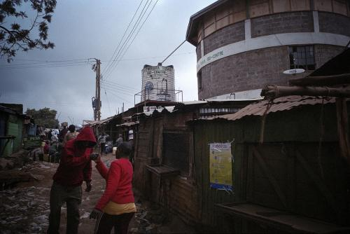 Slums in Kenya turning human excreta into energy, fertiliser