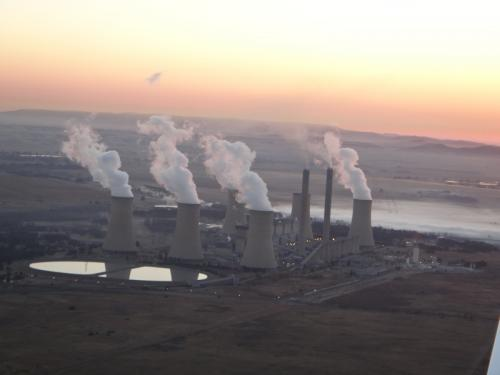 South Africa may be more vulnerable to air pollution due to high poverty and high rates of existing diseases (Credit: iStock Photos)