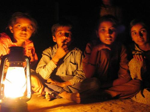 For border villages in Rajasthan, electricity remains elusive