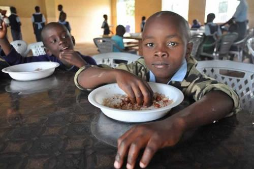 Almost 40 million people in the region are expected to face food insecurity by the peak of the coming lean season in early 2017 Credit: Feed My Starving Children/Flickr