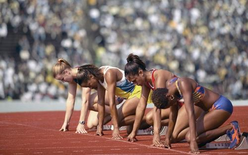 Why is hyperandrogenism singled out as a biological variation that makes competition unfair? It is singled out because it challenges our deeply entrenched social beliefs about women in sport  Credit: tableatny/Flickr