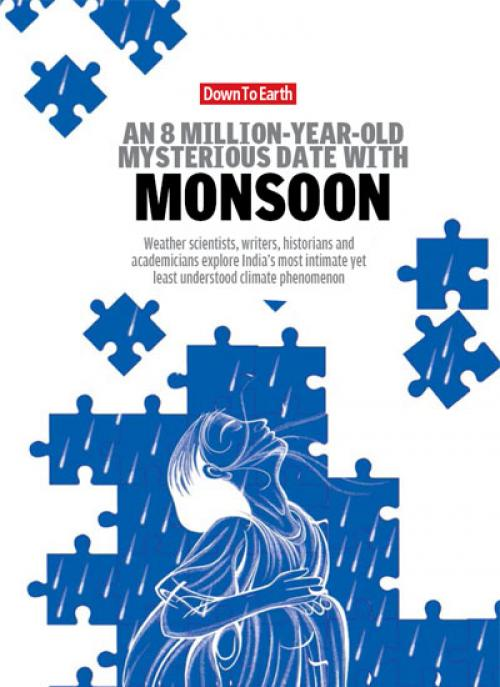 An 8-million-year-old mysterious date with monsoon  (e-book)