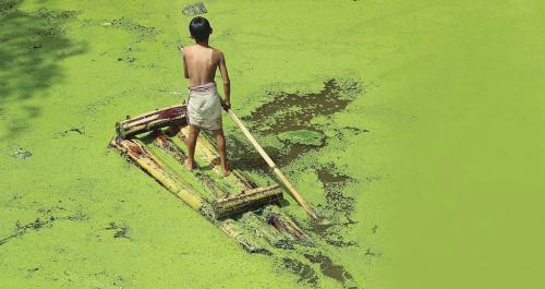 Deluge despite deficit