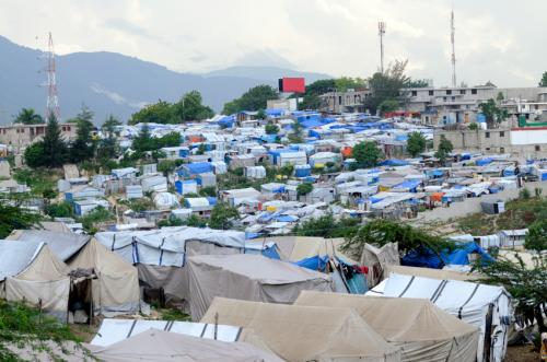 Haiti has witnessed multiple natural calamities in the past (Credit: iStock)