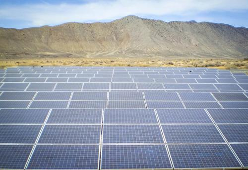 Ssolar photovoltaics account for 49 GW of the added renewable energy capacity (CC)
