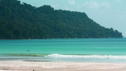 Andaman & Nicobar Islands are famous for pristine beaches and rich biodiversity (Credit: GPS/Flickr)