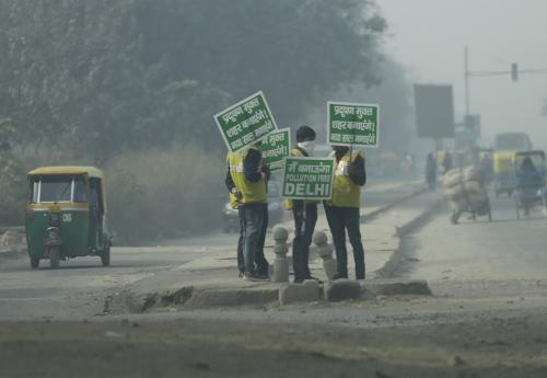 Delhi air pollution: identifying perpetrators and fixing responsibility