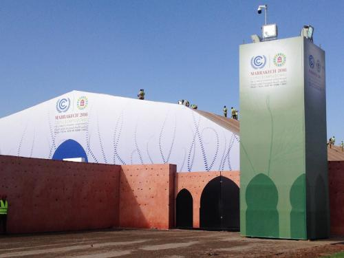 Issues at stake in COP 22