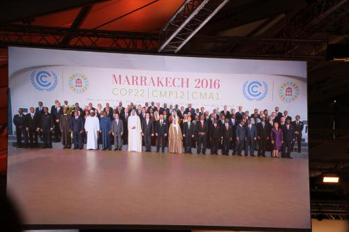COP 22: more than 20 nations sign framework agreement on International Solar Alliance