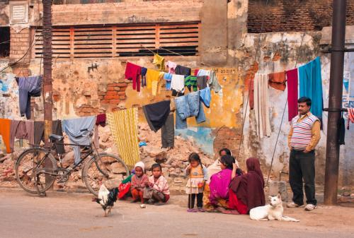 Poverty remains a largely rural phenomenon in Asia and Pacific region  (credit: iStock)
