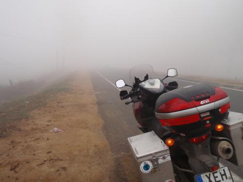 Dense fog in north India linked to cyclonic activity in Bay of Bengal