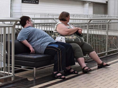 What's driving the worldwide obesity epidemic?