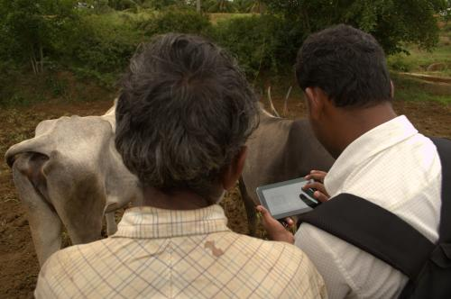Digitising agriculture in face of climate change